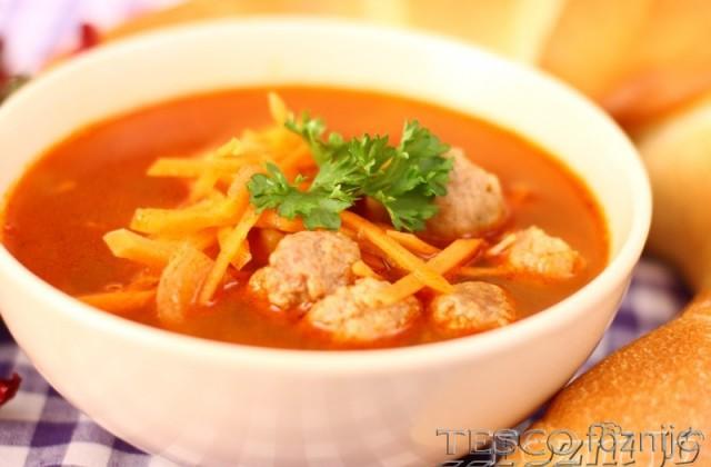 Bugaci húsgombócleves - Recept - TESCO - Főzni jó