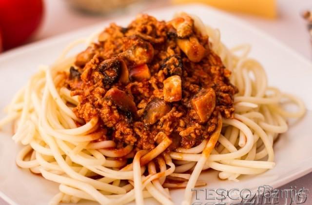 Milánói makaróni gombával - Recept - TESCO - Főzni jó