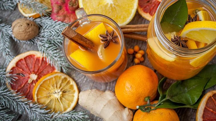 Citrusfélék - nagyszerűek turmixokhoz, süteményekhez, de karácsonyi dekorációhoz is