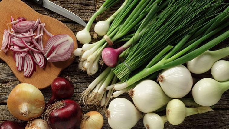 Salottahagyma, újhagyma és vöröshagyma: Melyiket használjuk a főzéshez?