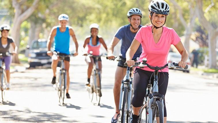 A kerékpározás 15 előnye