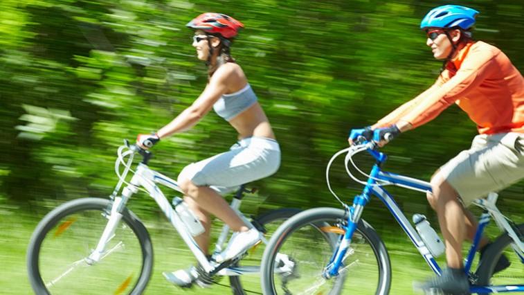 Fogyjon le kerékpárral - a kilók leadásának 5 alapelve