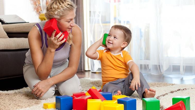 A gyermekeinek az életkoruk szerint válasszon játékot