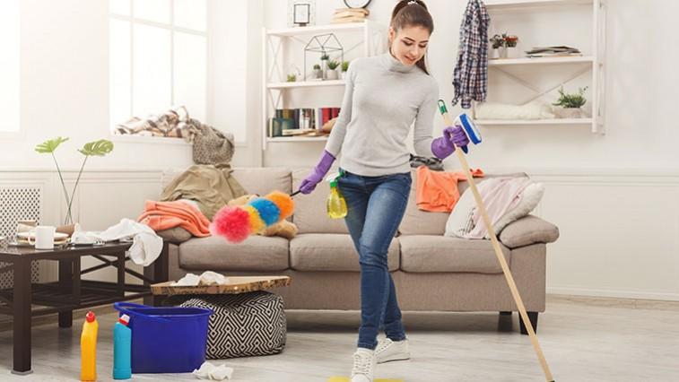 Játék lesz a takarítás, ha ügyes rendszert alkalmaz!
