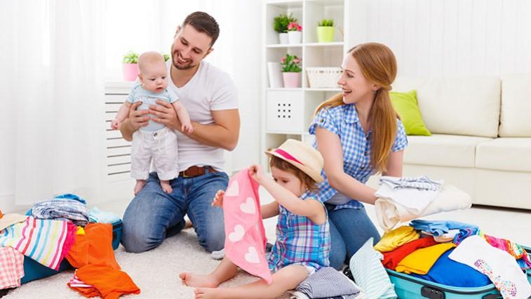 Utazás kisbabával: 11 tárgy, ami mindig legyen kéznél