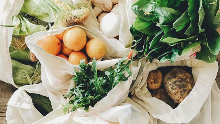 Műanyag helyett: így marad sokáig friss a zöldség, gyümölcs