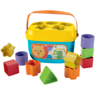 Fisher-Price formaevő dobozka
