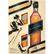 Johnnie Walker whiskycsomag