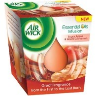 Air Wick Essential Oils gyertya