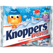 Knoppers minis multipack