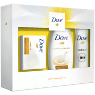 Dove Nourishing Care & Oil ajándékcsomag