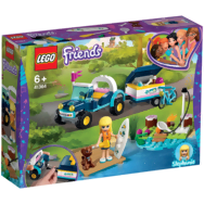 LEGO Friends Stephanie dzsipje