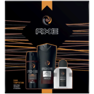 Axe Dark Temptation ajándékcsomag aftershave-vel