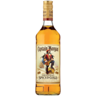 Captain Morgan Spiced Gold szeszes ital