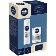 Nivea Men Sensitive Recovery Shave Kit ajándékcsomag