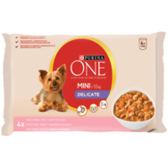 Purina One Mini alutasakos kutyaeledel multipack