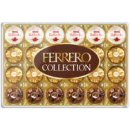 Ferrero Collection desszert