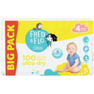 Fred & Flo Ultra Dry Big Pack pelenka