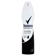Rexona Invisible on black + white Clothes izzadásgátló 150 ml