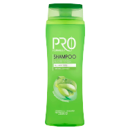 Tesco Pro Formula Aloe Vera sampon 400 ml
