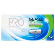 Tesco Pro Formula Super Plus tampon 32 db