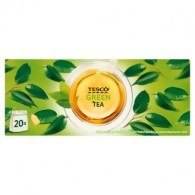 Tesco zöld tea 20 filter 26 g