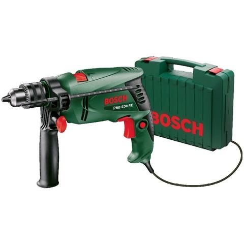 Bosch ütvefúró PSB530 RE