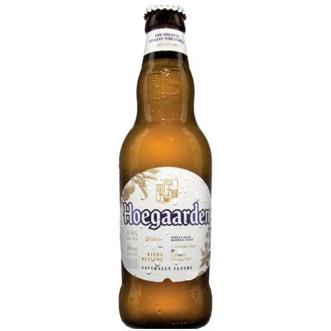 Leffe vagy Hoegaarden üveges belga sör