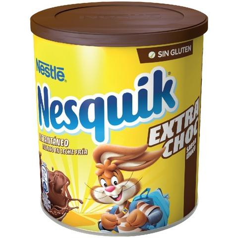 Nesquik extra kakaós vagy cukorcsökkentett kakaópor