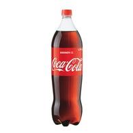 Coca-Cola, Fanta, Sprite és Kinley szénsavas üdítőital
