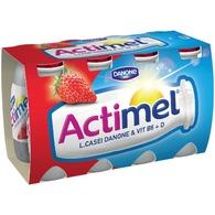 Danone Actimel joghurtital multipack