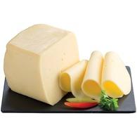 Edámi félkemény vagy Gouda zsíros sajt