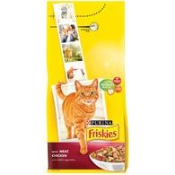 Friskies száraz macskaeledel