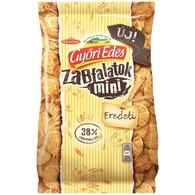 Győri Édes keksz és Győri Édes Zabfalatok mini keksz