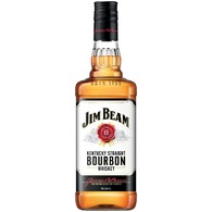 Jim Beam Bourbon whiskey, vagy Jim Beam Red Stag, Honey, Apple
