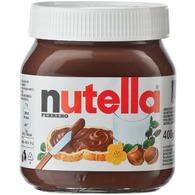 Nutella mogyorókrém