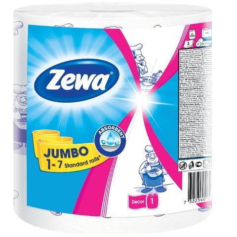 Zewa Jumbo háztartási papírtörlő