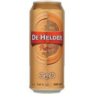 De Helder premium dobozos világos sör