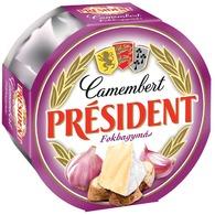President camembert vagy brie sajt