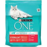 Purina ONE száraz macskaeledel