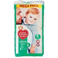 Tesco Loves Baby Megapack pelenka