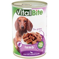 VitalBite konzerv kutyaeledel