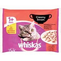 Whiskas Multipack Alutasakos macskaeledel