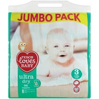 Tesco Loves Baby jumbopack pelenka
