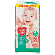 Tesco Loves Baby Megapack pelenka