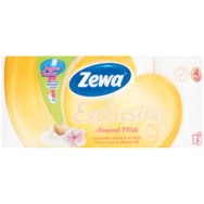 Zewa Exclusive Almond Milk vagy Ultra Soft toalettpapír