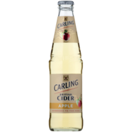 Carling üveges cider