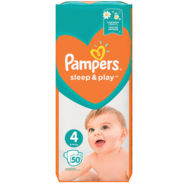 Pampers Sleep&Play pelenka