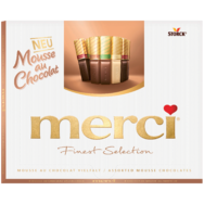 Merci Mousse desszert