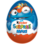 Kinder Surprise Maxi Halloween